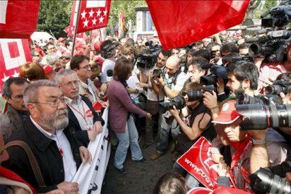 Empleo y pensiones dignas principales proclamas del 1º de Mayo en Madrid
