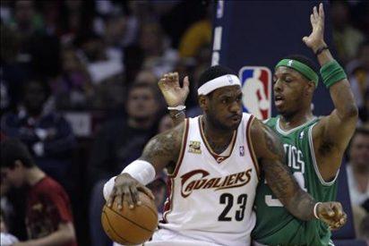 101-93. James silenció a los Celtics y dio primer triunfo a los Cavaliers