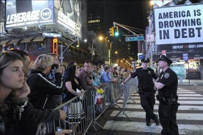 """El vehículo de Times Square tenía un artefacto de fabricación """"amateur"""""""
