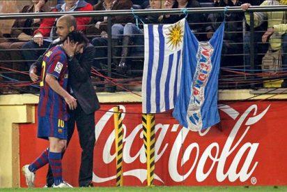 El Barcelona se levanta en plan campeón