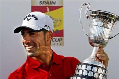 Álvaro Quirós, campeón en Sevilla