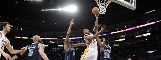 104-99. Kobe Bryant y Pau Gasol sufren pero evitan la sorpresa ante los Jazz