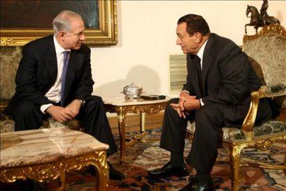 Netanyahu viaja a Egipto para dialogar con Mubarak sobre las negociaciones de paz