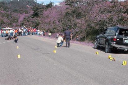 Asesinados 6 jóvenes en el sur de Tegucigalpa