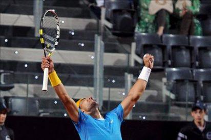 Nadal se acerca a Djokovic y Federer en la clasificación mundial