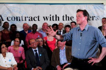 David Cameron, dispuesto a gobernar en minoría si es preciso