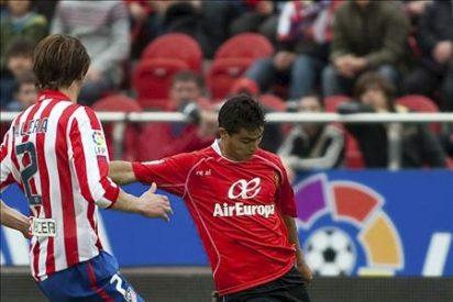 'Chori' Castro toca la 'Champions' con su Mallorca a la espera del Madrid