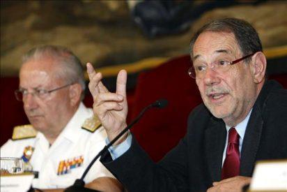 Solana presentará la Estrategia Española de Seguridad antes de fin de año