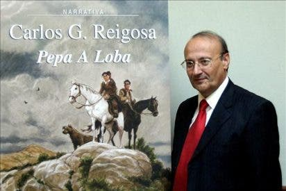 González Reigosa recupera literariamente la Santa Compaña