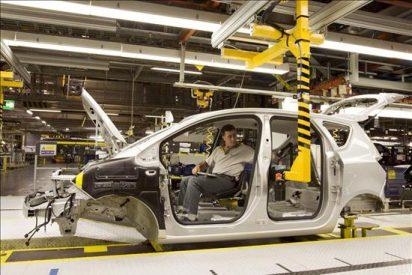 Los precios de la producción industrial suben un 0,9% en la zona del euro