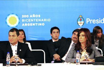Néstor Kirchner, primer secretario general de Unasur