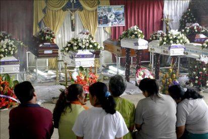 Los homicidios aumentaron en Colombia un 16% y las desapariciones llegaron a 18.000 en 2009