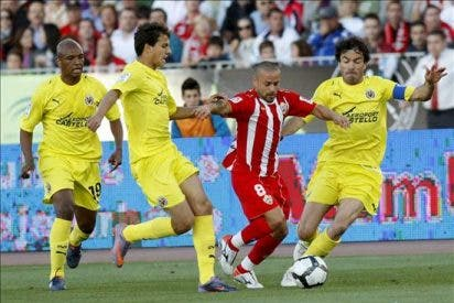 4-2. El Almería roza la salvación tras ganar al Villarreal