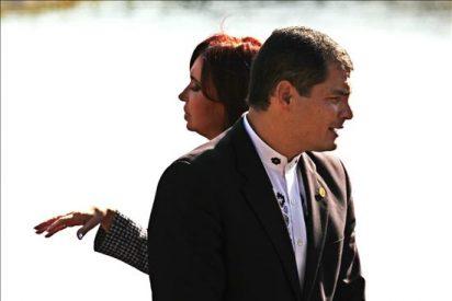 Correa amenaza con ausencias suramericanas en la Cumbre UE-AL por la presencia de Lobo