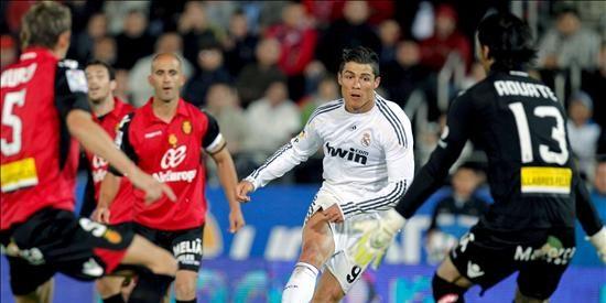 Ronaldo conquista Son Moix