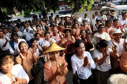 El partido opositor de Aung San Suu Kyi es disuelto por ilegal