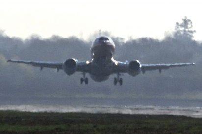 La nube volcánica se aleja del Reino Unido y permite la reapertura de los aeropuertos