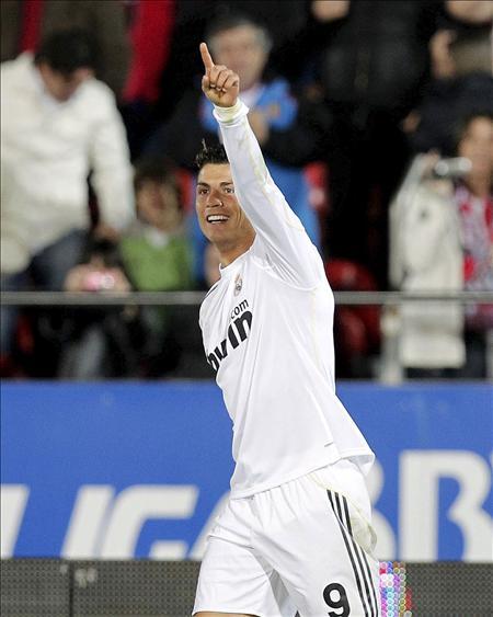 Cristiano Ronaldo también golea en las portadas
