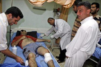 Dos civiles muertos y cuatro heridos en un atentado en Bagdad