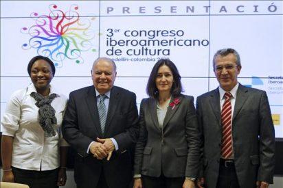 El III Congreso Iberomericano de Cultura de Medellín mostrará la otra cara de América