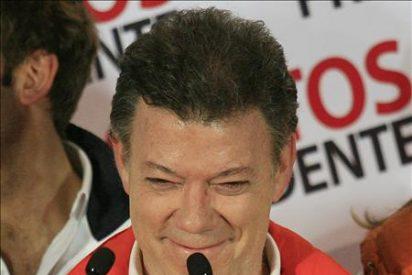 Santos le recorta ventaja a Mockus en la carrera hacia la Presidencia de Colombia