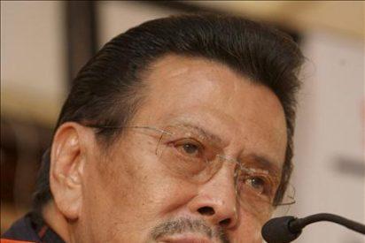 Joseph Estrada pide al Supremo que retrase 15 días los comicios filipinos