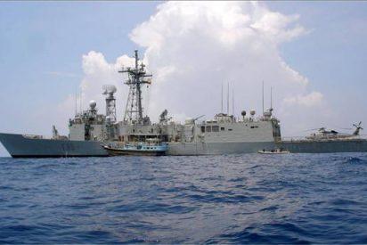 Puestos en libertad los piratas detenidos en una operación de rescate a un petrolero ruso