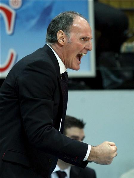 Ivanovic y Laso son los únicos técnicos ACB con pasado como jugadores