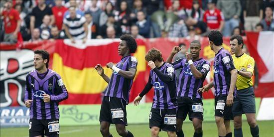 El Valladolid no puede permitirse una derrota si quiere evitar el descenso