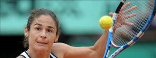Virginia Ruano anuncia oficialmente su retirada tras el Abierto de Madrid 2010