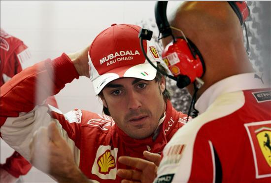 """Alonso afirma que """"estar en el podio sería un buen resultado"""""""