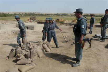 Los talibanes anuncian una nueva campaña de ataques contra extranjeros en Afganistán