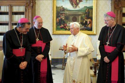 """El Papa aborda la secularización belga y alude brevemente al """"pecado"""" de su Iglesia"""
