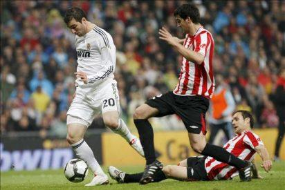5-1. Triunfo estéril de un Real Madrid pendiente de un milagro