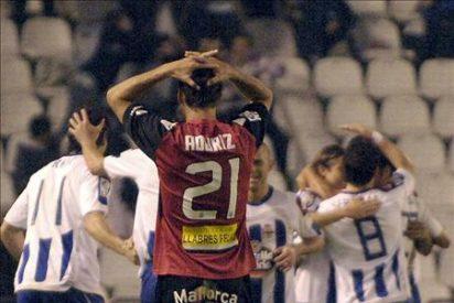 1-0. El Deportivo vuelve a sonreír con Filipe a costa del Mallorca