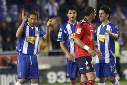2-1.El Espanyol firma la salvación en la despedida de Tamudo