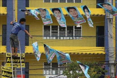 La Comisión Electoral de Filipinas asume el control de la seguridad en las provincias conflictivas