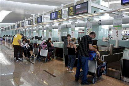 Normalizada la situación en todos los aeropuertos excepto en los 3 gallegos