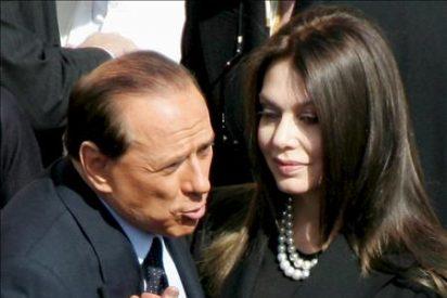Silvio Berlusconi y Verónica Lario, muy próximos al acuerdo de divorcio