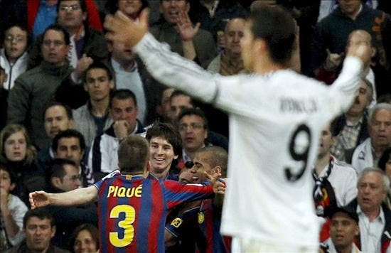 Mano a mano final entre Messi y Ronaldo a semejanza de sus equipos