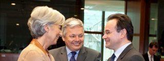 La UE acuerda un paquete de más de 500.000 millones de euros en defensa del euro