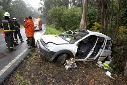 Mueren 16 personas en las carreteras durante el fin de semana