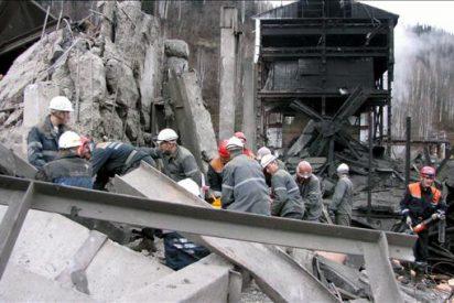 Ascienden a 30 los muertos por las explosiones de grisú en una mina hullera siberiana
