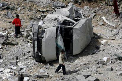 La aviación militar israelí bombardea el sur de Gaza sin causar víctimas