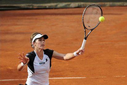 La española Martínez, por vez primera entre las veinte mejores; Serena sigue líder