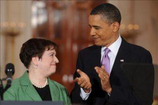 Obama propone a la procuradora general de EE.UU. como candidata al Supremo