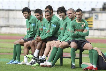 Siete jugadores de la Liga española entre los 24 convocados de Portugal