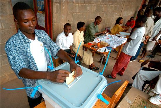 """Representante de la ONU dice que Burundi se acerca al """"fin de su transición"""""""