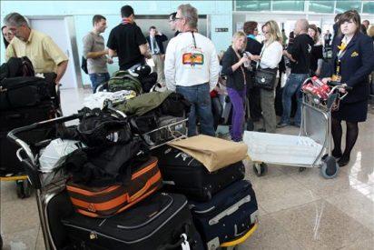 Suspendidos 23 vuelos con salida o llegada a El Prat debido a las restricciones