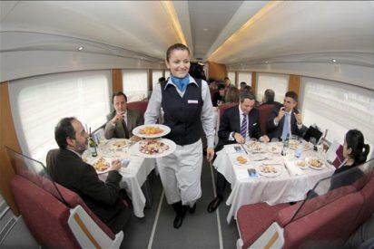 El transporte aéreo interior sube el 5,4 por ciento en marzo y el del tren baja el 3,2 por ciento